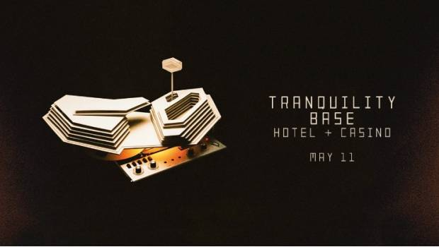 Artic Monckeys: Tranquility Base Hotel & Casino