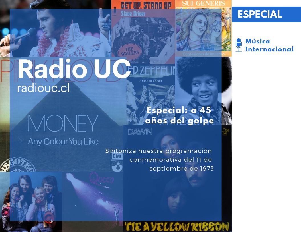 Especial Módulo 2: La música internacional en el 73