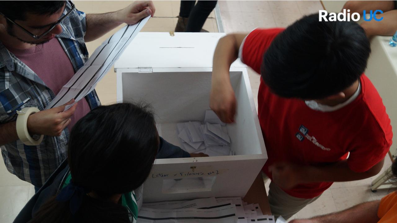 NAU obtiene el 53,17% de los votos en el recuento del día dos