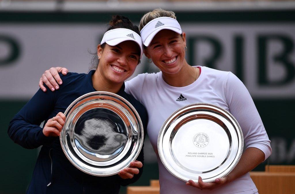 Roland Garros: Alexa Guarachi, cae tras gran participación en las canchas de París