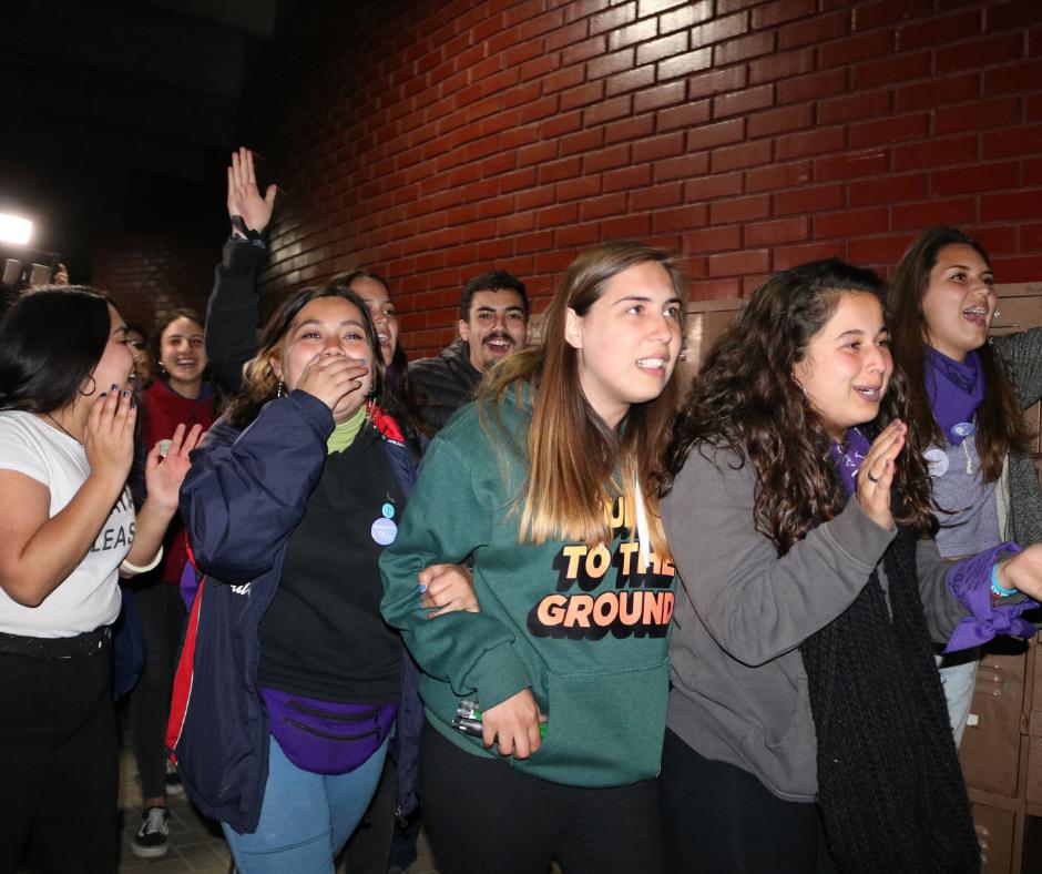 Tricel confirma que Surgencia disputará la Consejería Superior con el Movimiento Gremial