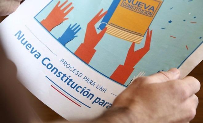 Reportaje «Encuentros por una nueva Constitución»