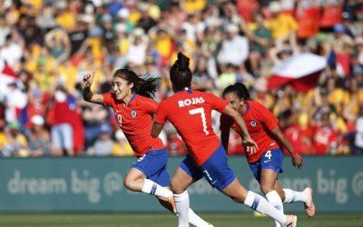 La roja femenina y su difícil camino en Chile