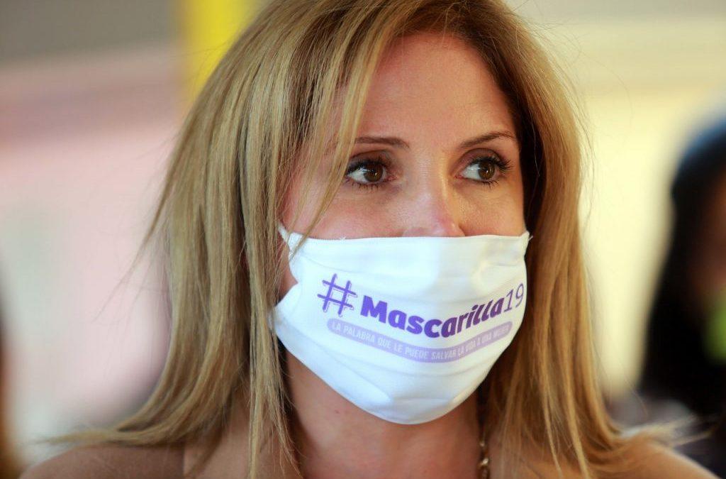 Terminan los 34 polémicos días de Macarena Santelices en el Ministerio de la Mujer