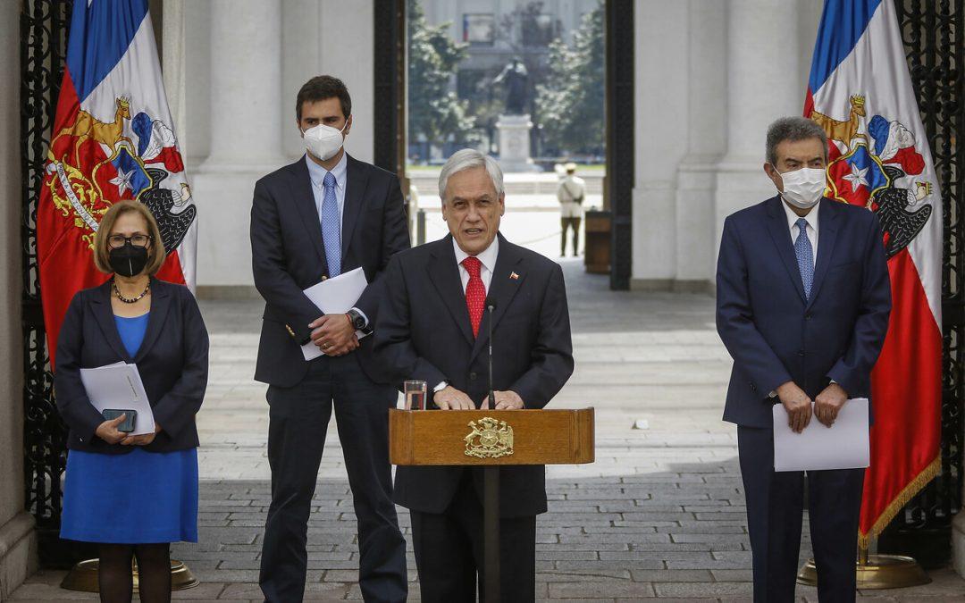 Caso puente Pio Nono: Gobierno respaldó a Carabineros de Chile y rechazó la violencia