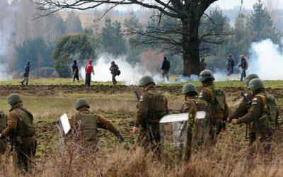 Seguidilla de ataques en la Araucanía por la libertad de presos Mapuche