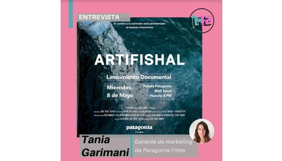 Tania Garimani, del equipo Patagonia: «En Chile la industria salmonera está dañando al ecosistema»