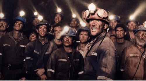 Película 33 Mineros