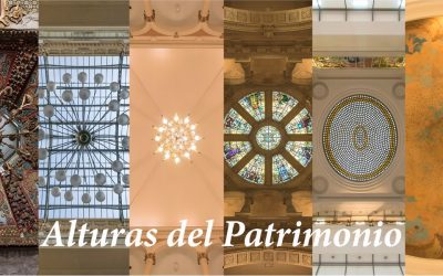Alturas del patrimonio: un debate sobre el cuidado del arte y la arquitectura