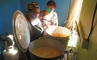 El hambre: Cuando las canastas familiares no bastan