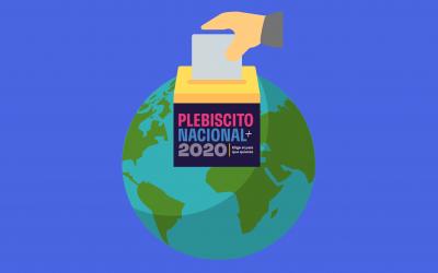 A distancia participo: Más de 30 mil chilenos votaron desde el extranjero