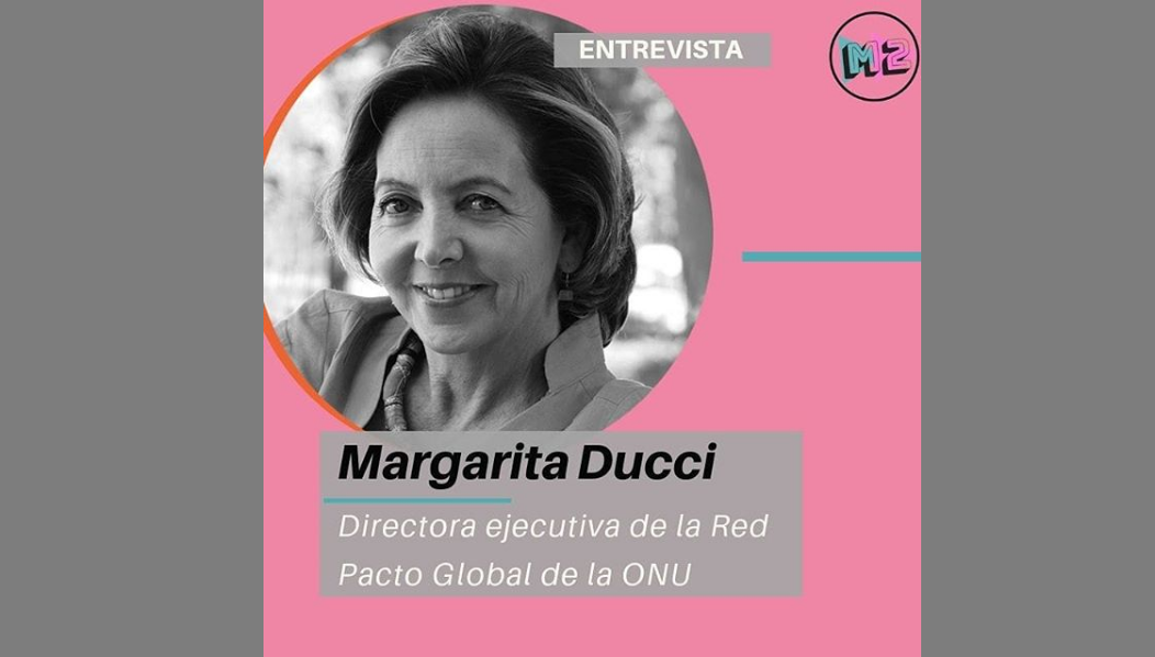Margarita Ducci: «Tenemos la oportunidad de ser un país que marque un liderazgo en cuanto a protección de medioambiente»