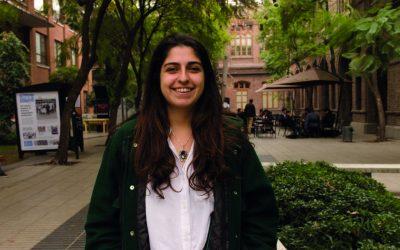 """Belén Larrondo: """"Falta mucho por avanzar en una universidad que tiene carácter conservador"""""""