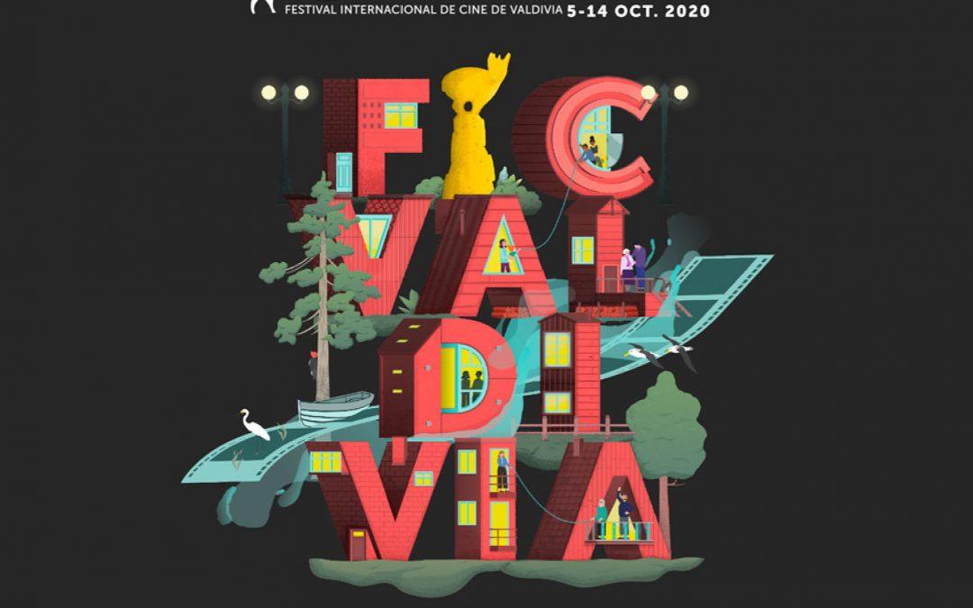 10 días llenos de películas: Este lunes comienza el Festival Internacional de Cine de Valdivia