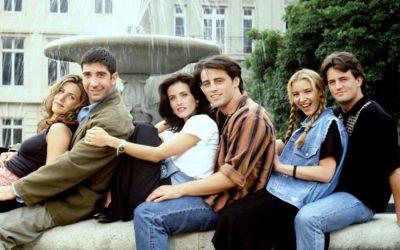 Episodios de Friends serán proyectados en Cine Hoyts y Cinemark
