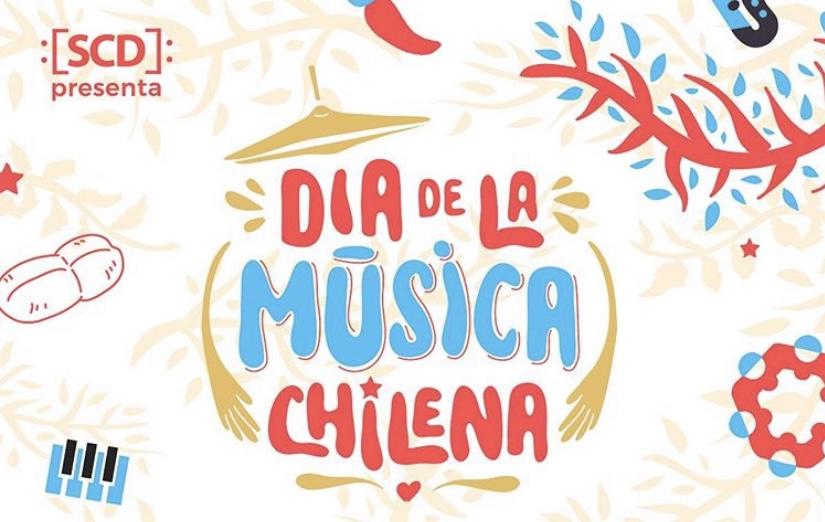 Celebración del día de la música chilena: Con charlas y conciertos virtuales finaliza la jornada organizada por la SCD