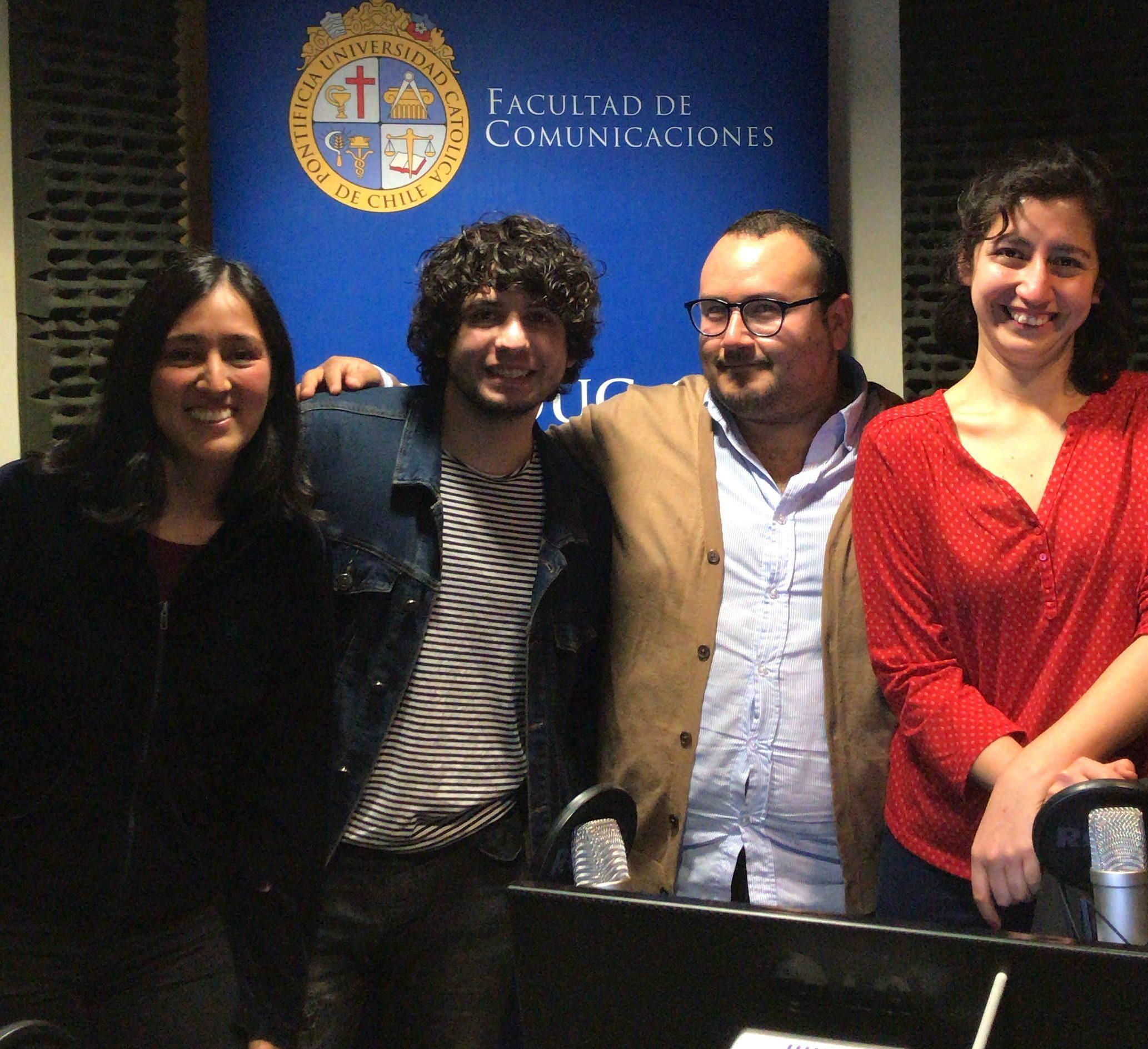 Conversatorio: Videoclips en la industria chilena