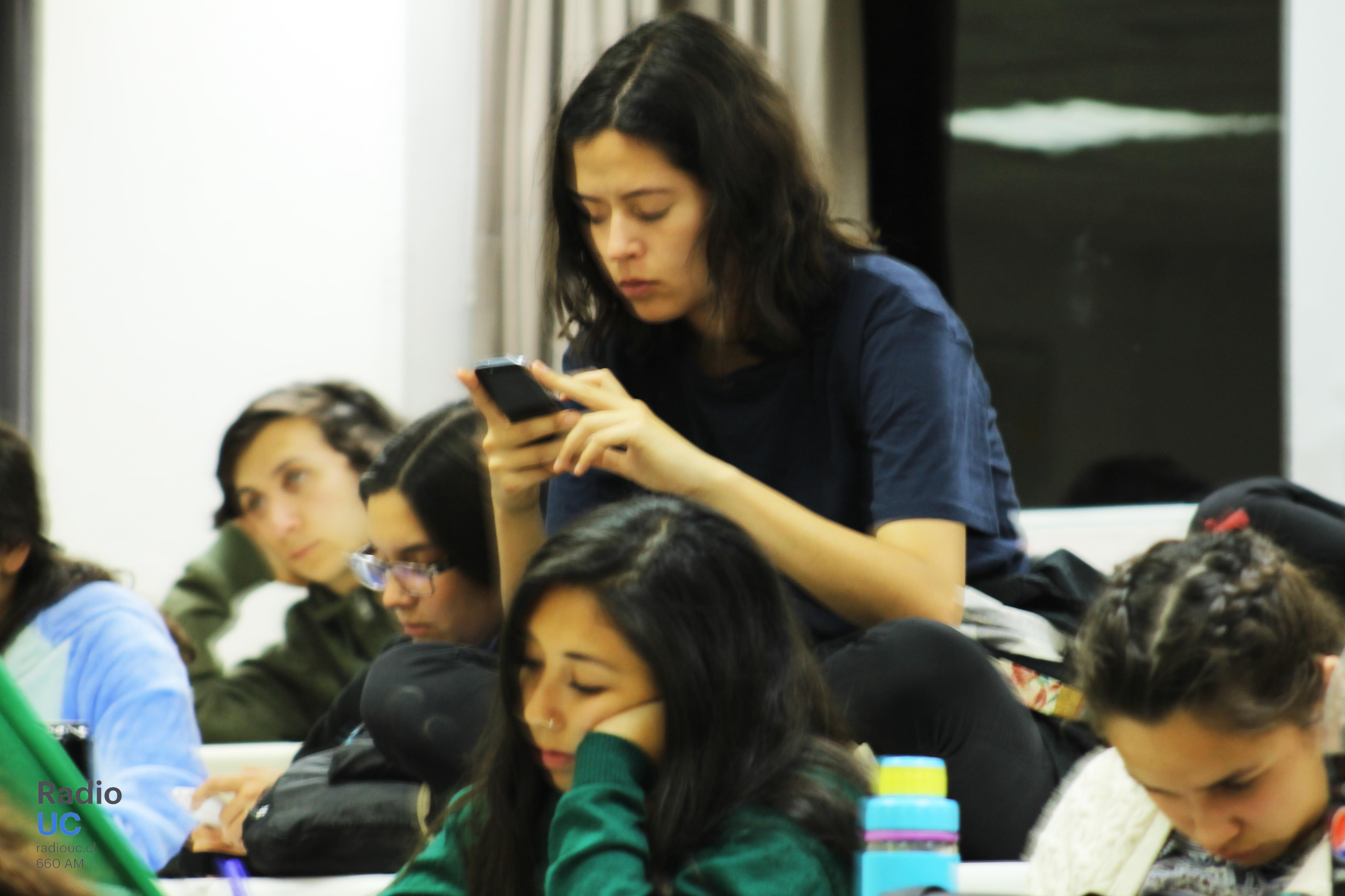 Sofía Barahona: «La lista Gremial se ha presentado como un candidato mucho más fuerte, Solidaridad cambió su discurso para llegar a los estudiantes»
