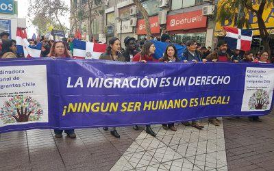 La participación de los migrantes en el proceso constituyente