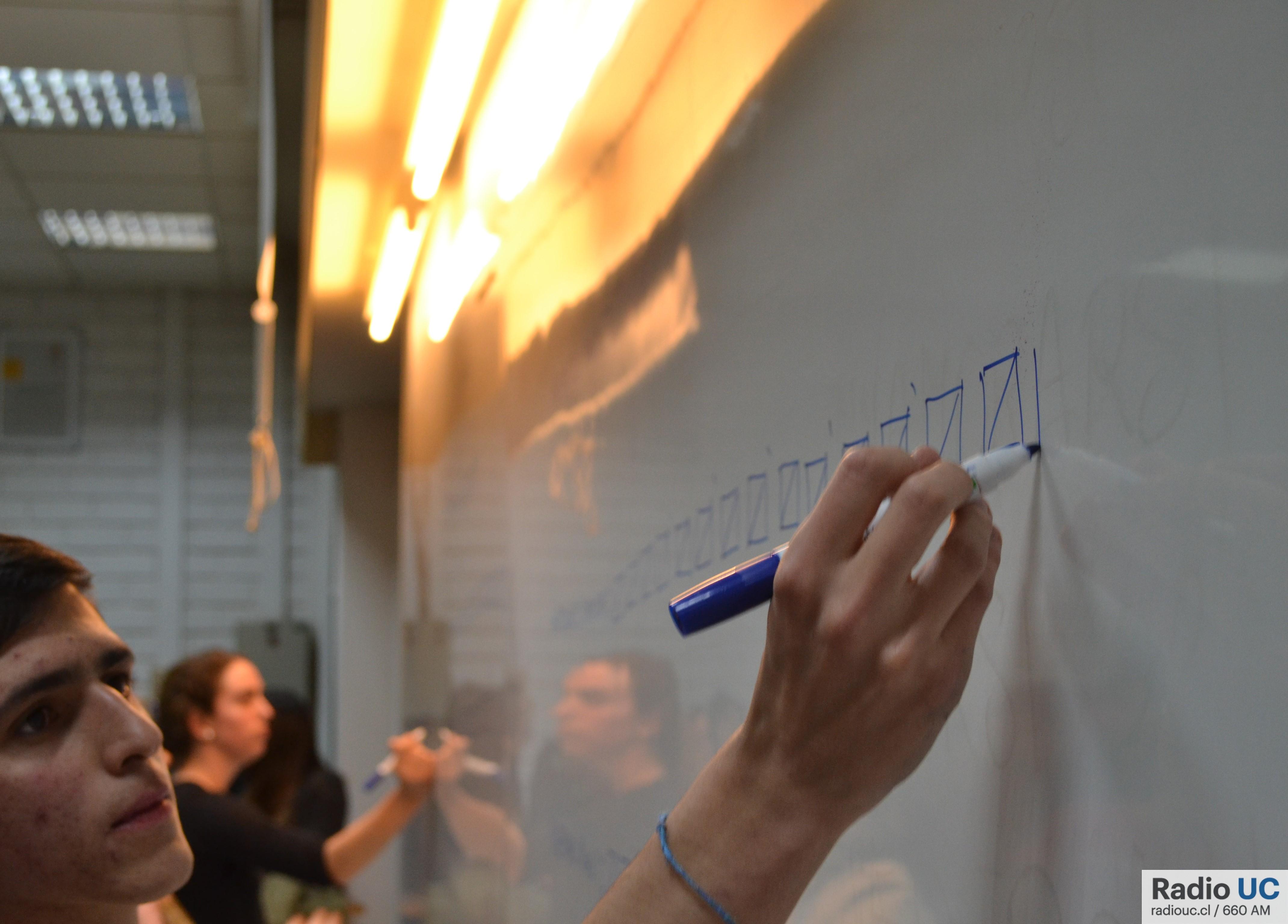 Elecciones FEUC 2019: Minuto a minuto del recuento de votos