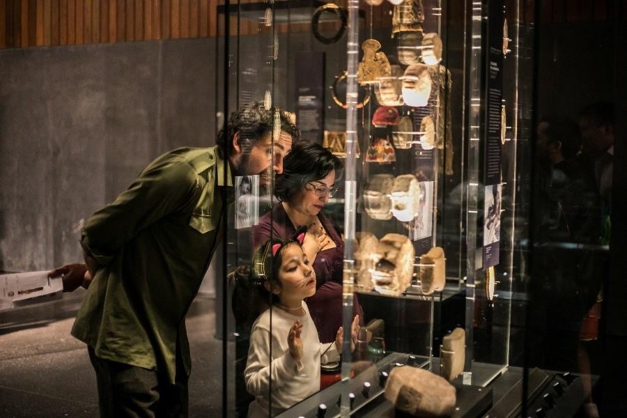 Museos de Medianoche: La cultura de toma Chile