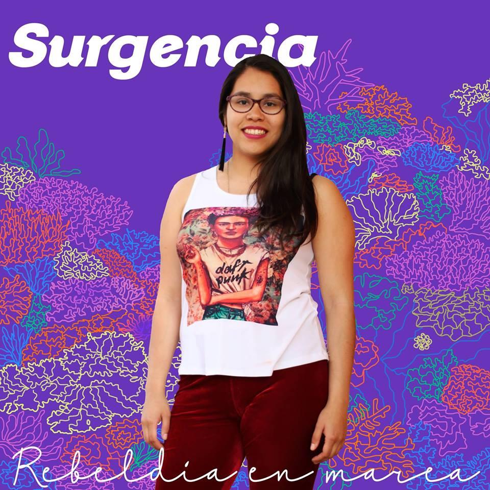 Consejería Superior: Paulina Carrillo, por Surgencia