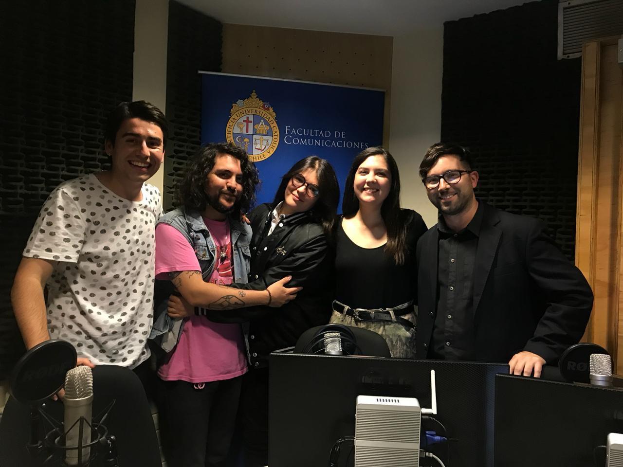 """Playa Gótica sobre CAOS, su nuevo EP: """"va a ser un popurrí"""""""