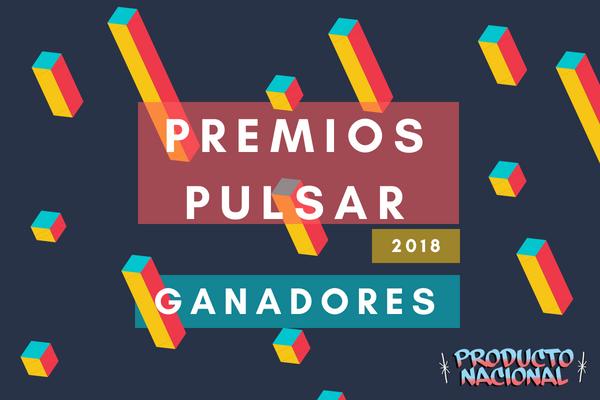 Resultados Premios Pulsar 2018
