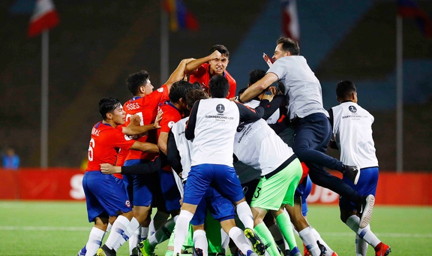¿Qué factores explican el éxito de La Roja Sub 17?