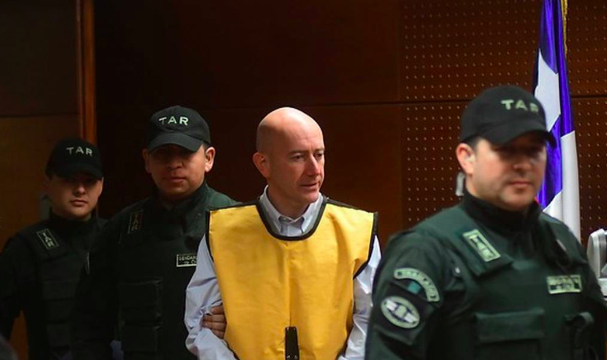 Rafael Garay es declarado culpable de estafa reiterada