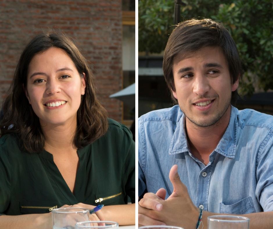 Elecciones FEUC 2017: Debate Presidentes de lista segunda vuelta