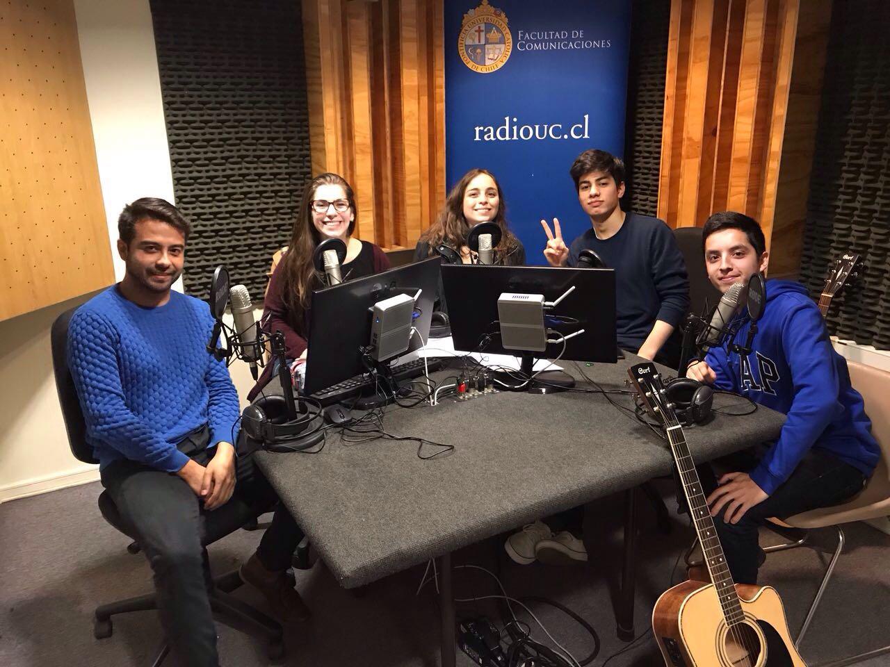 Nuevo programa en Radio UC: Los Emergentes, con lo mejor de lo nuevo