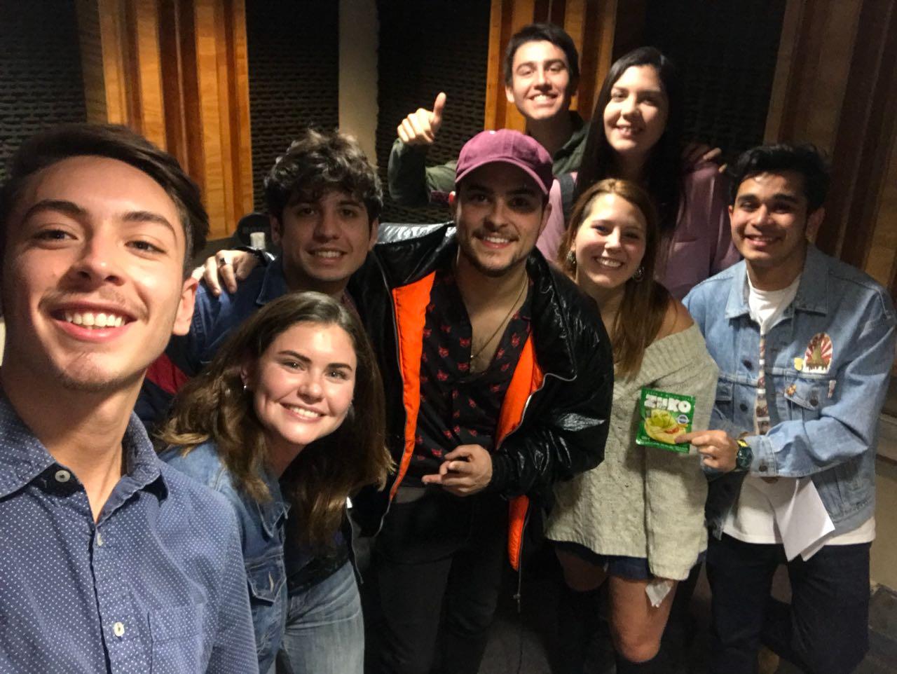 Augusto Schuster y su ascendente carrera en el pop chileno