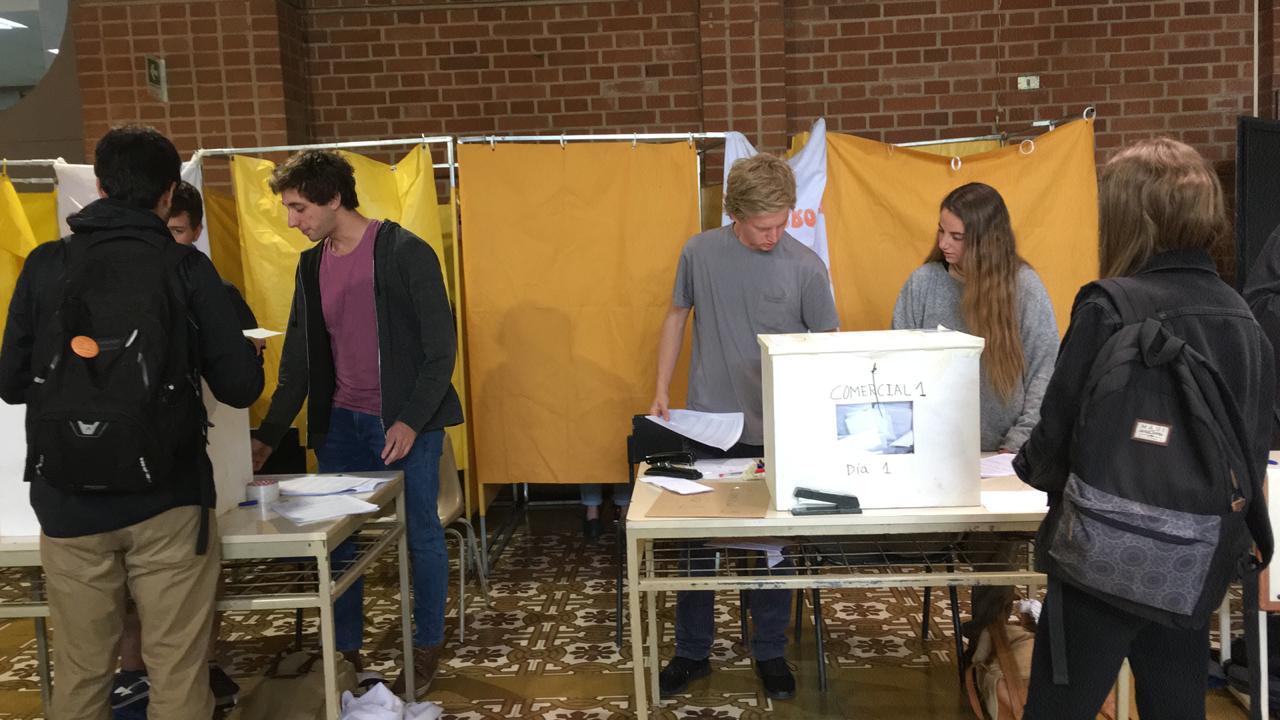 Elecciones FEUC 2019: Minuto a minuto del primer día de elecciones