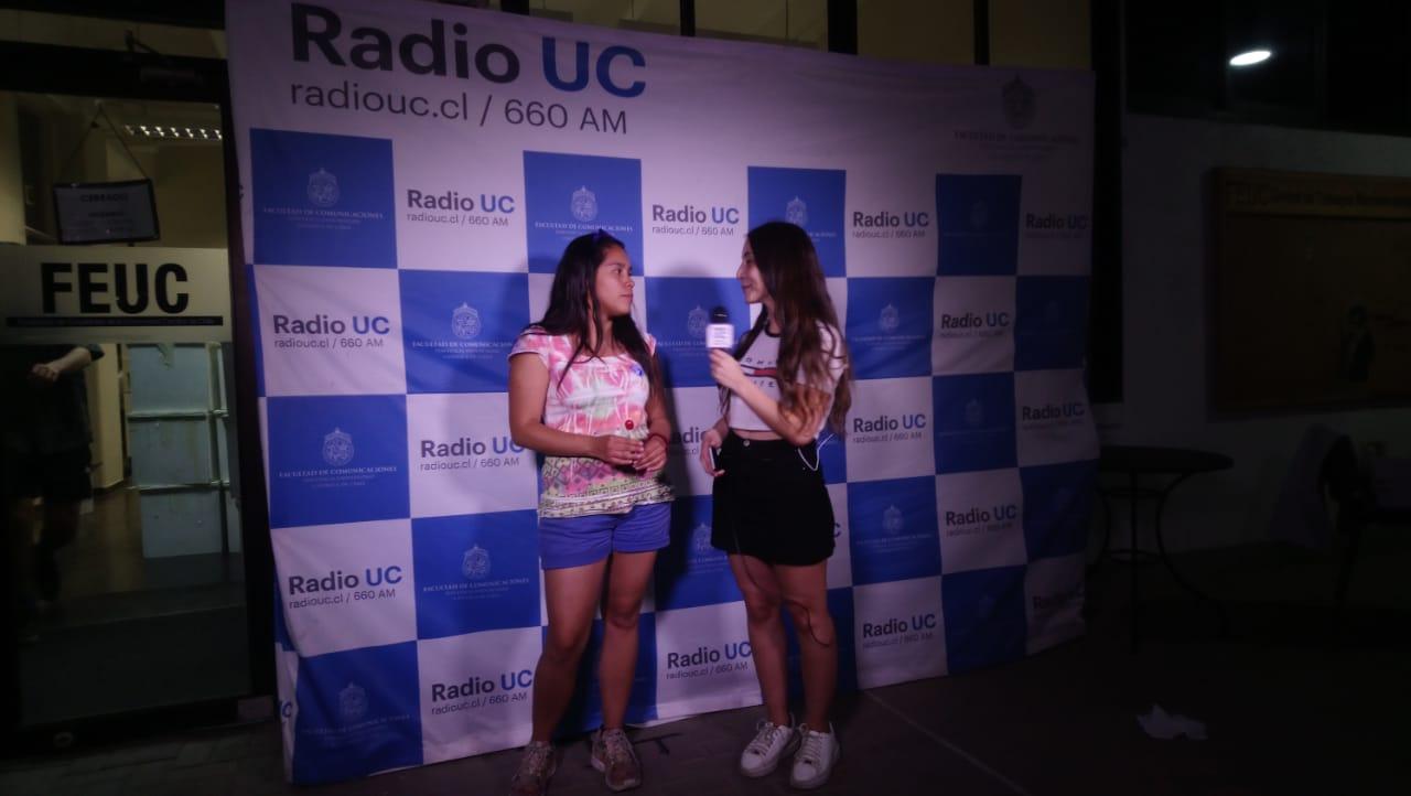 Paulina Carrillo, candidata única a Consejería Superior: «Si salgo electa, me sentiría más cómoda con el NAU»