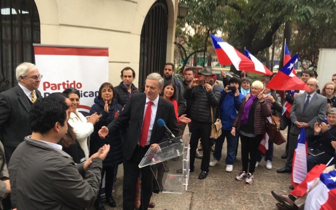 Partido Republicano: Kast encendió alertas en Chile Vamos