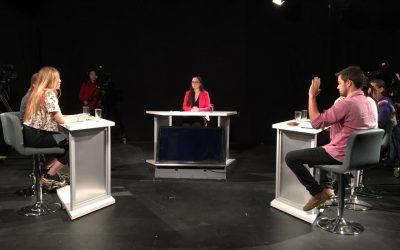 ELECCIONES FEUC 2020: Debate de candidatos a presidente