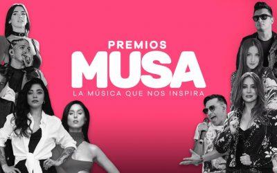 De Denise Rosenthal a Myriam Hernández, conoce los ganadores de la primera versión de Premios MUSA