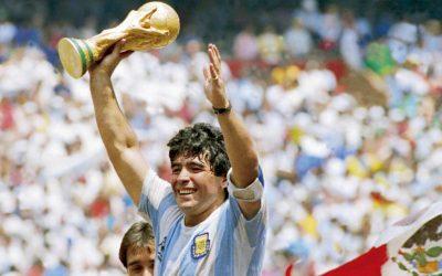 Murió Maradona: A los 60 años falleció el astro del fútbol argentino