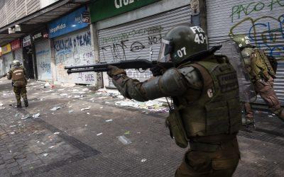 ONU Derechos Humanos pide rendir cuentas a Chile por violencia policial en manifestaciones tras Caso del Puente Pio Nono