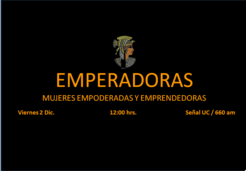 Emperadoras: conoce sobre ellas