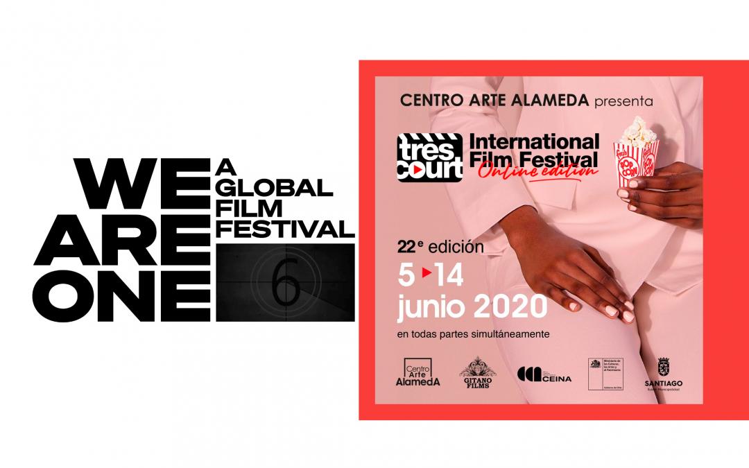 Los festivales de cine que puedes ver desde tu casa