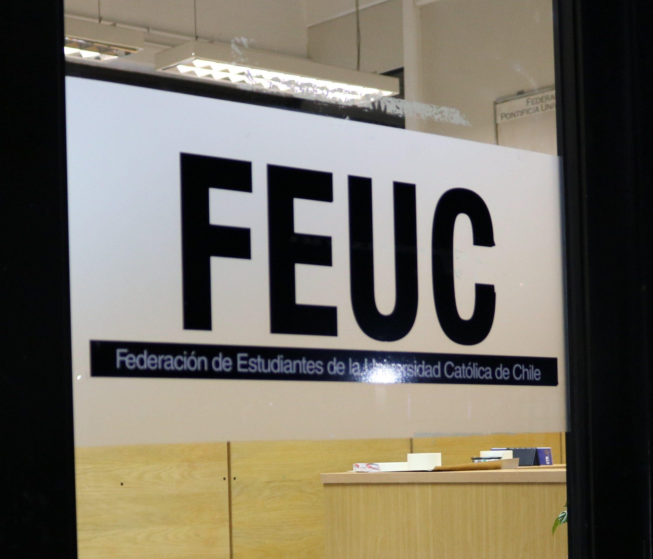 Elecciones FEUC 2020: así se inscribieron los candidatos a representantes estudiantiles