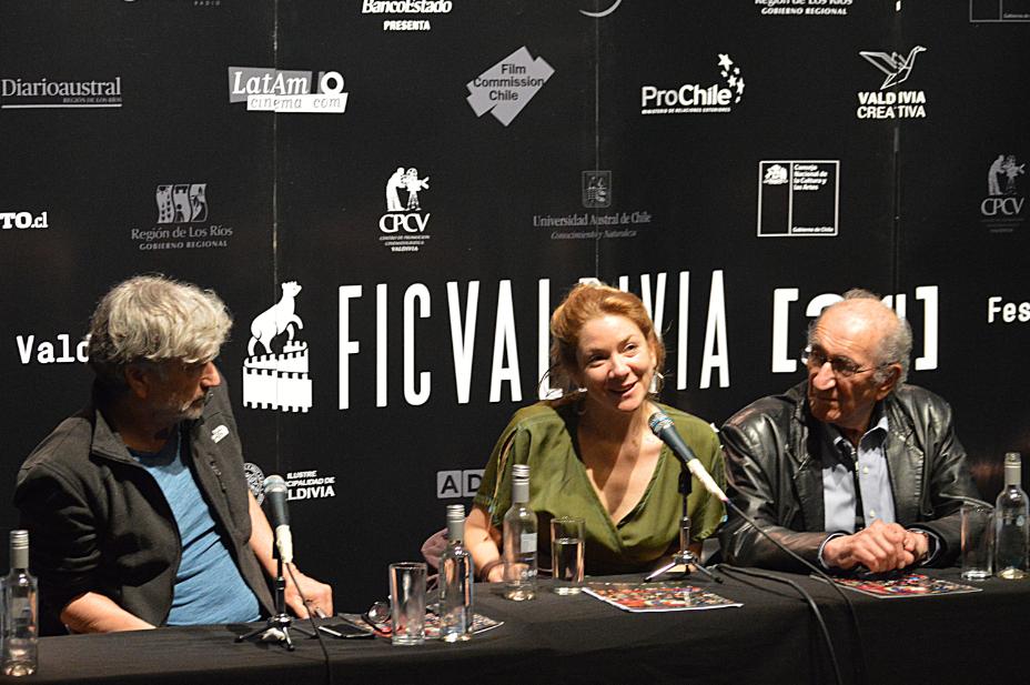 Chamila Rodríguez: «En cada película de Raúl hay otra película secreta»