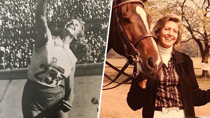 Marlene Ahrens: Muere la única medallista olímpica chilena