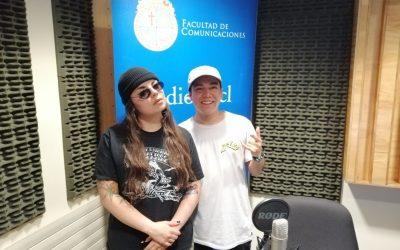 RayoKuza visitó Boombox para hablarnos sobre su carrera musical