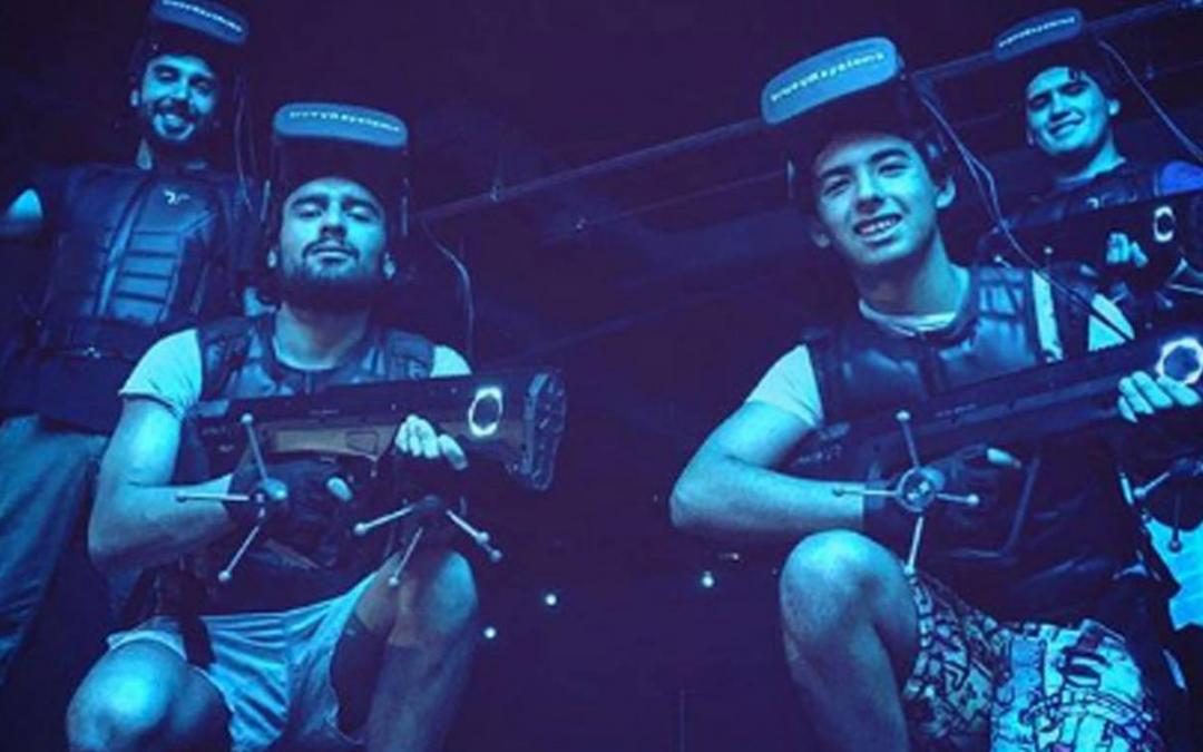 """""""Lucid Dreams"""", la experiencia de realidad virtual más grande de Latinoamérica"""
