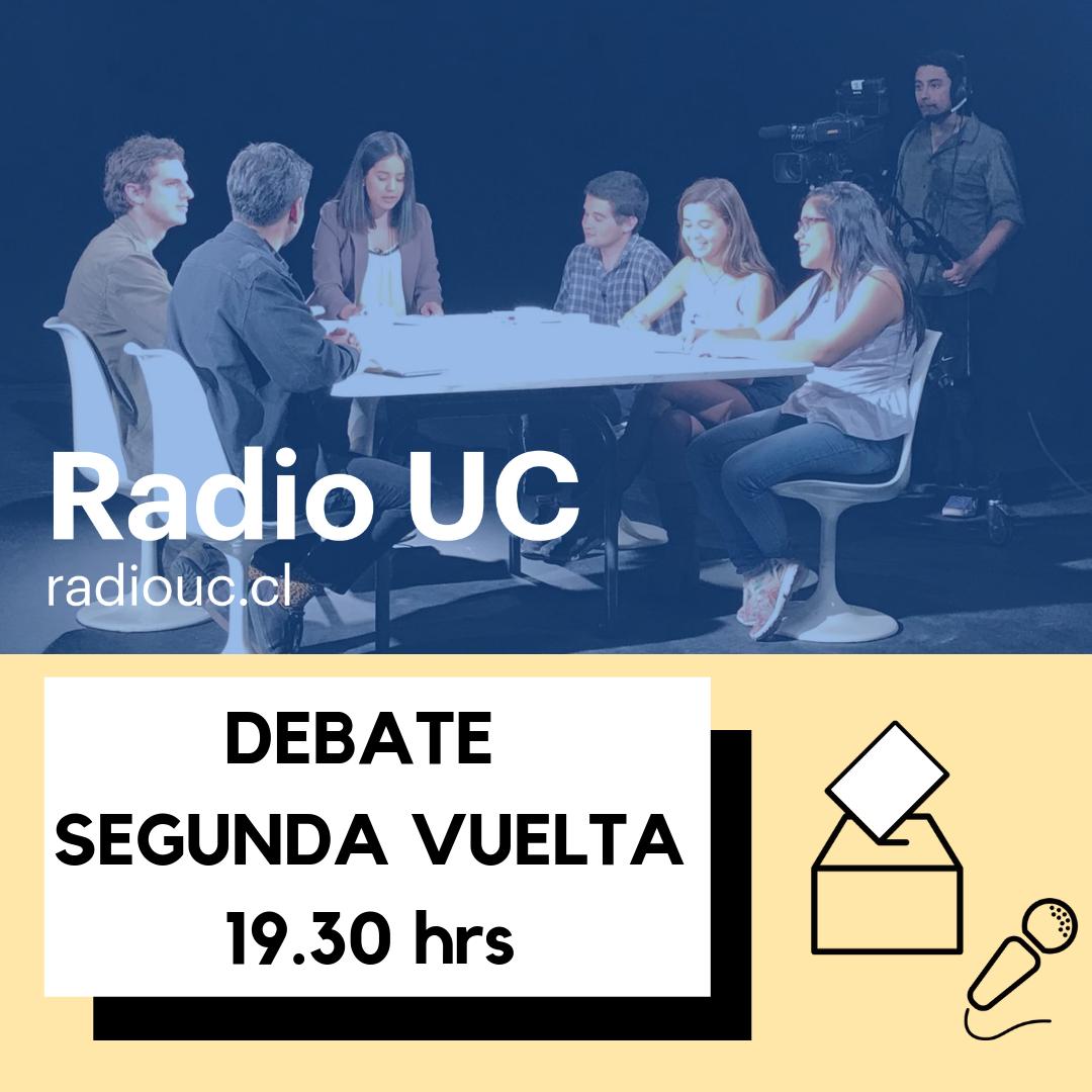 Revive el debate #EleccionesFEUC2019 de Radio UC