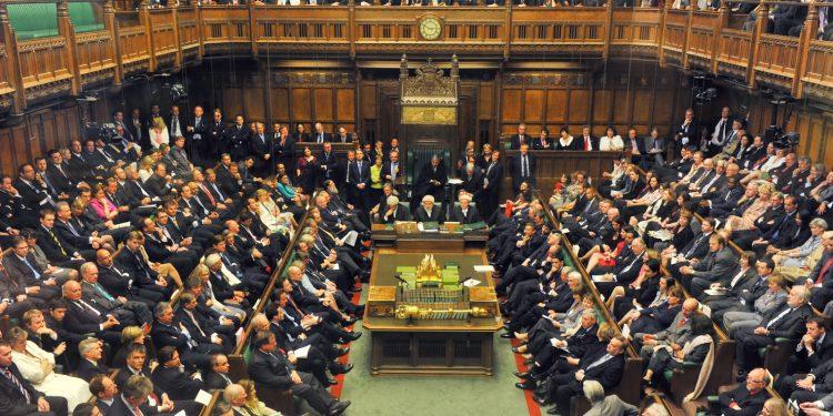 El último terremoto del Reino Unido: se cierra el parlamento de Gran Bretaña
