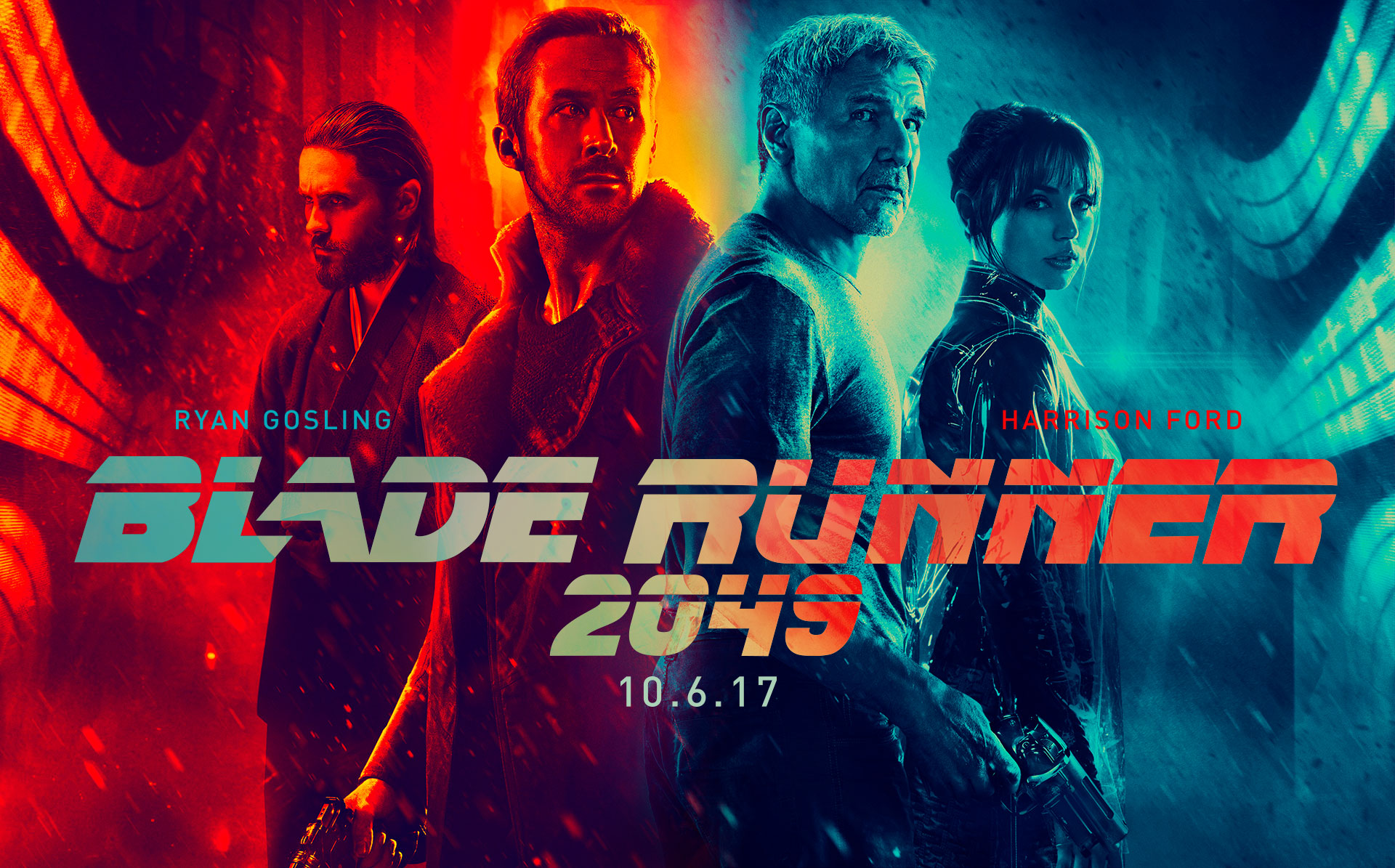 Blade Runner 2049: Un choque visual